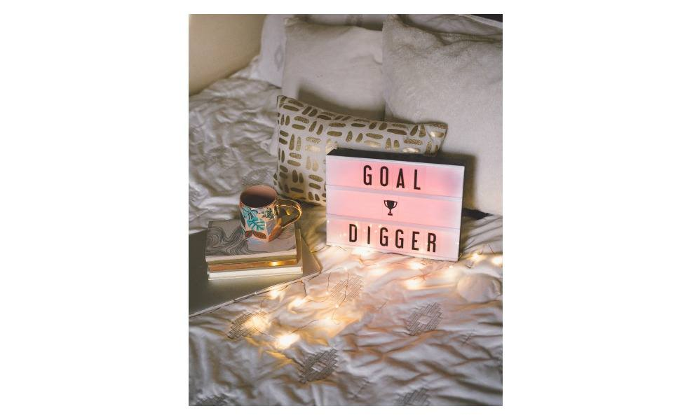 Have GOALS with the Cinema Light box