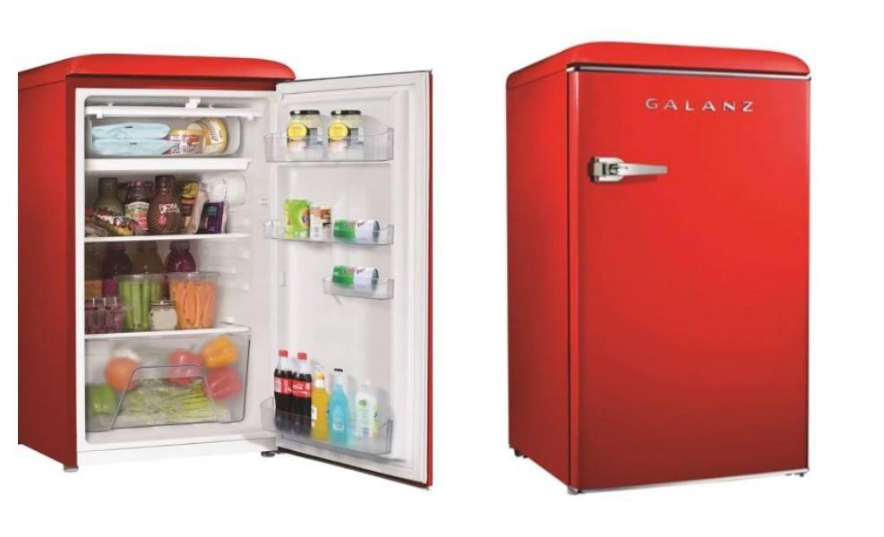 This mini fridge is a must have college dorm essential