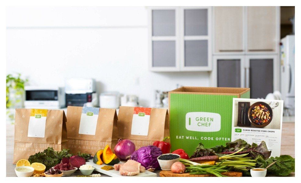 Green Chef is a great way to use cooking tools for kids