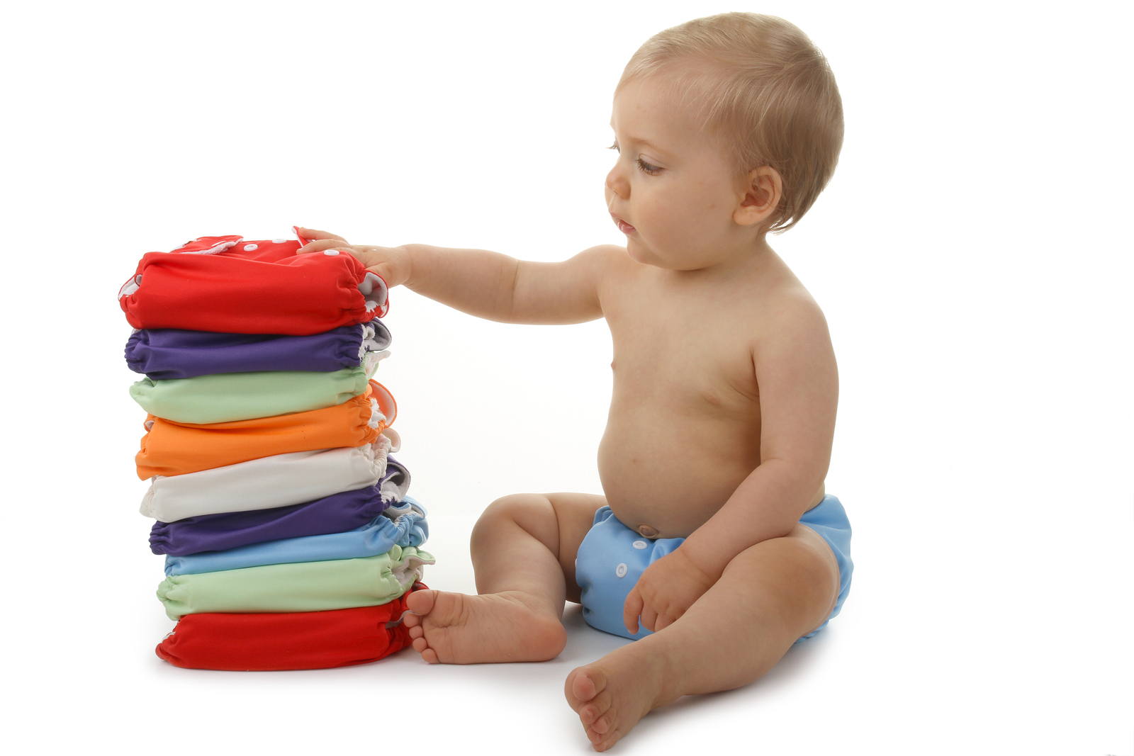 The Real Cost Breakdown of Cloth Diapering