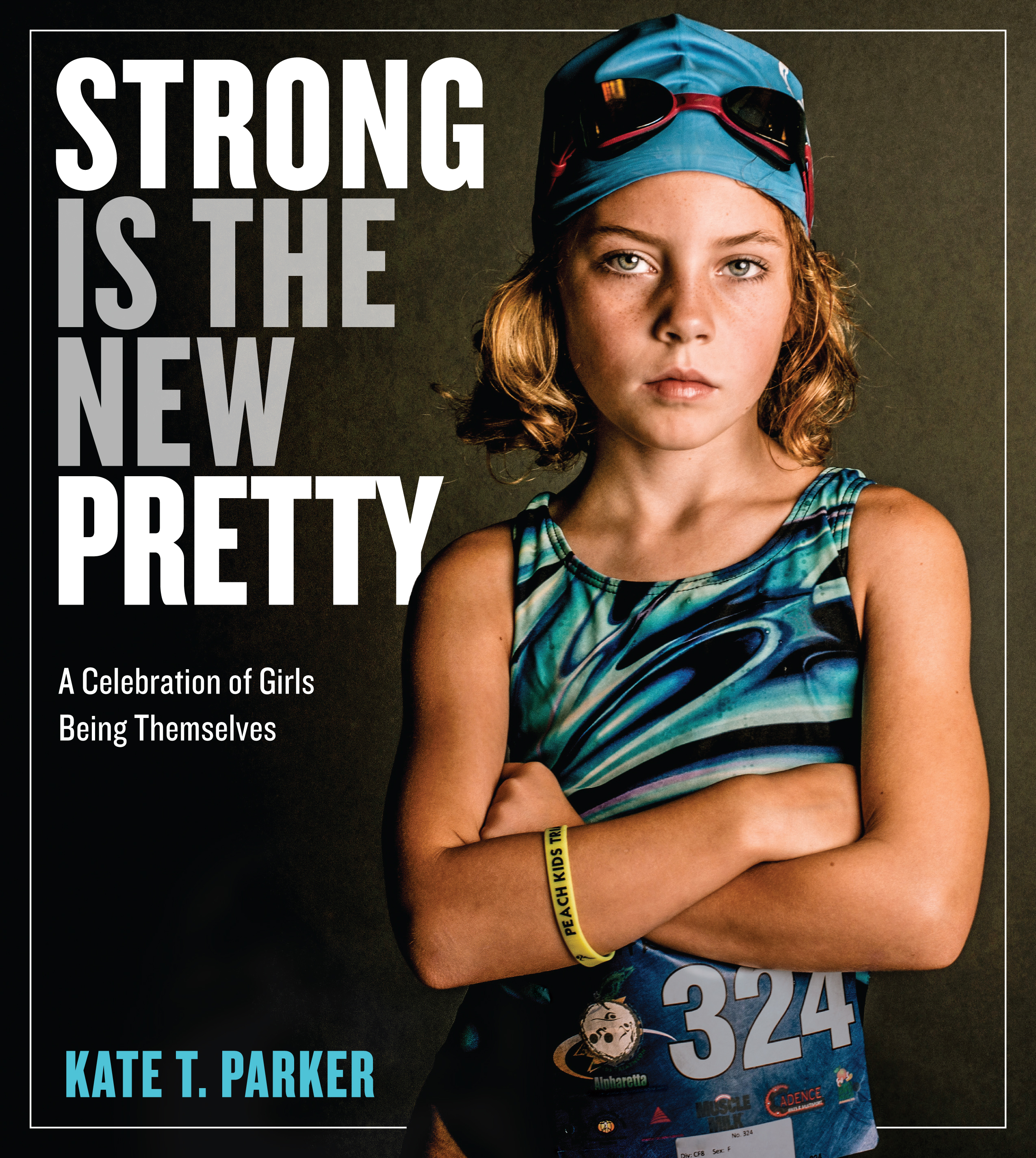 A book that celebrates the power of being a girl.
