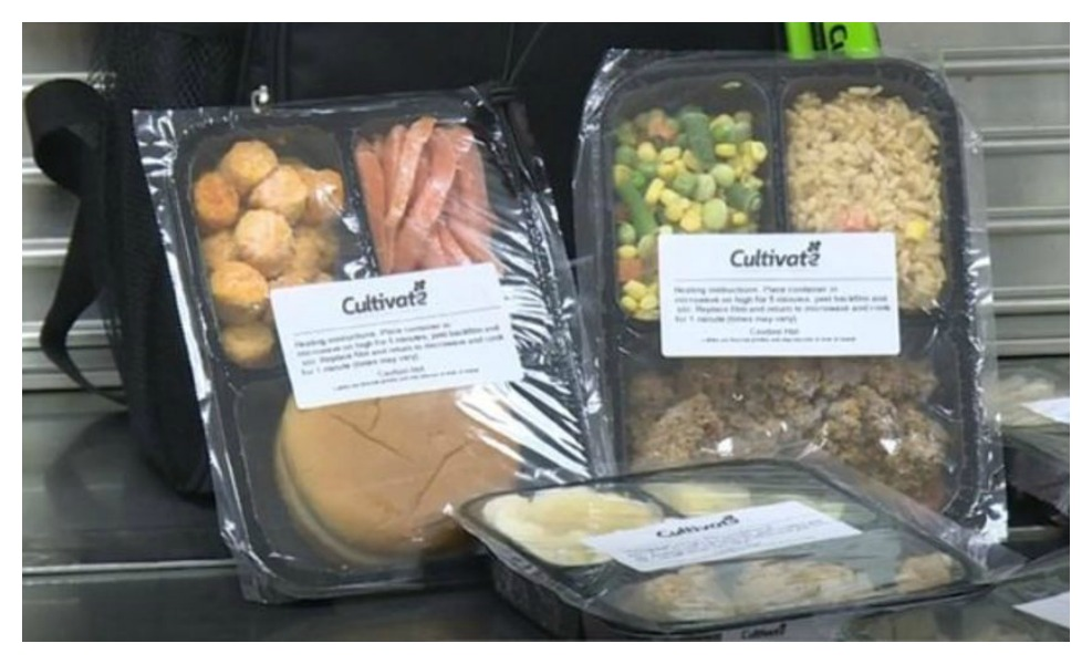 Cultivate Culinary rescues food for kids to not go hungry