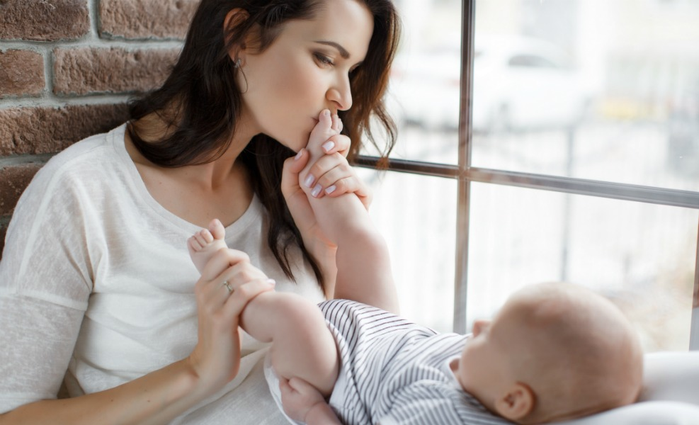 Cute Aggression What Makes Us Want To Gobble Our Babies Up Mothering