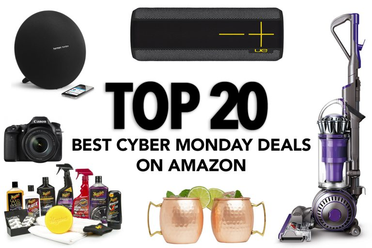 Looking for the best Cyber Monday deals on Amazon?