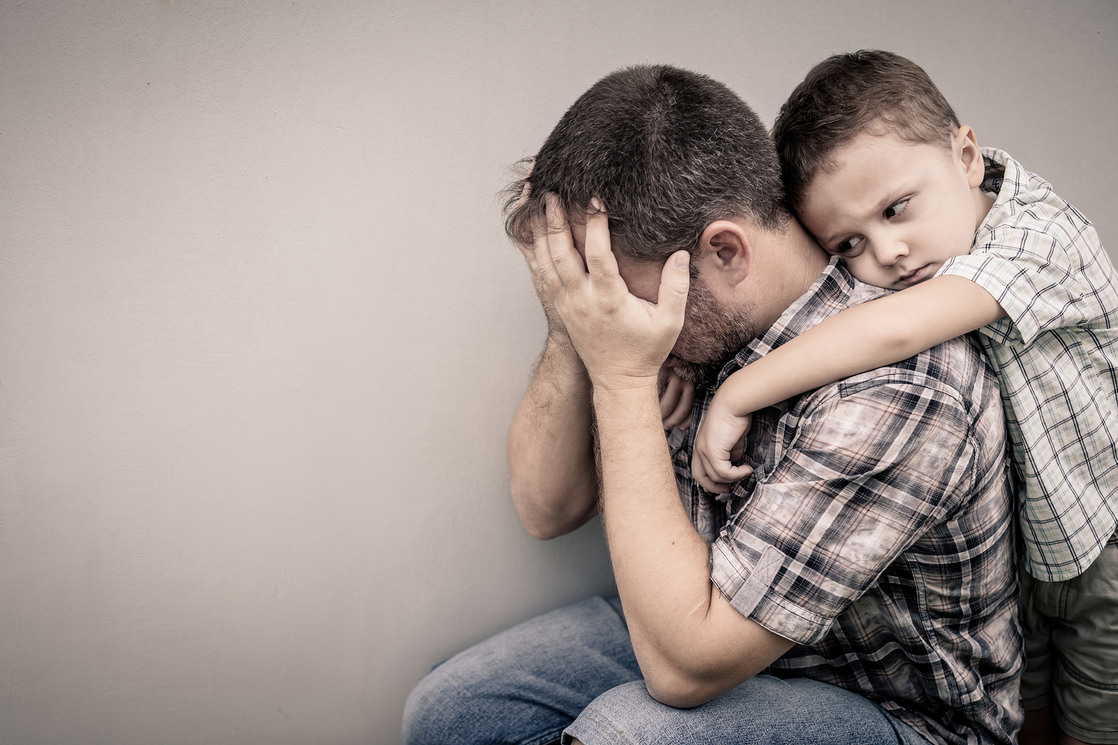 How Can We Help Depressed Dads?