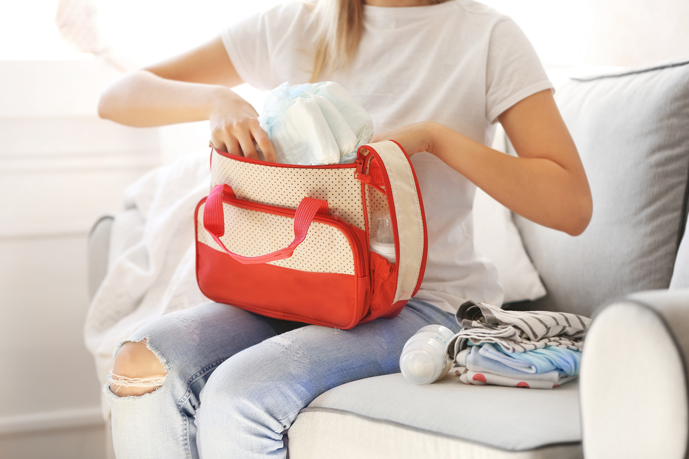 We've got our five top diaper bags to help you get started!