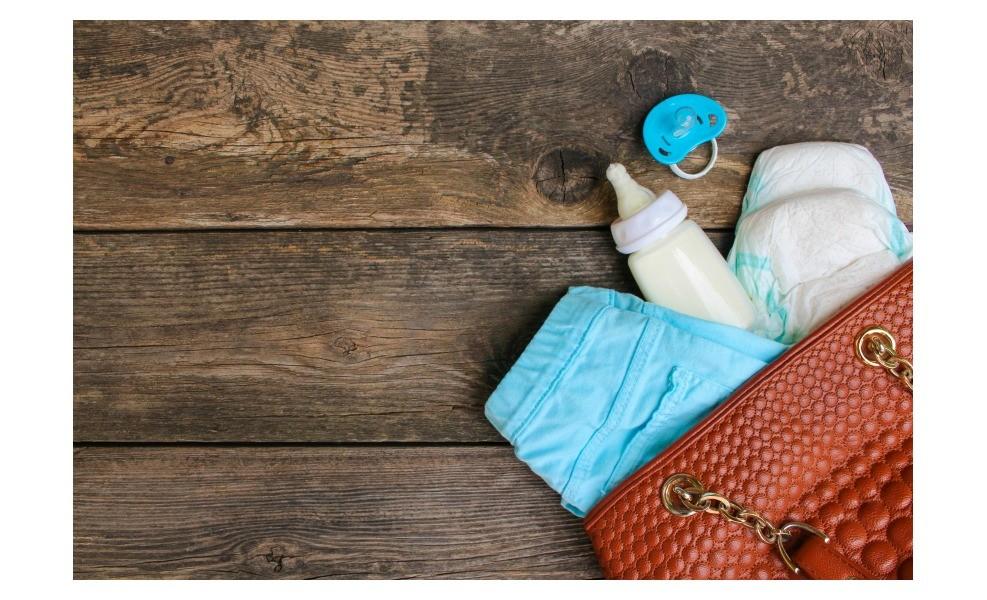 diaper bag alternatives that are still cool