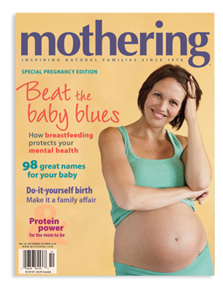 Win a Mothering Sept-Oct Issue Audio Book!