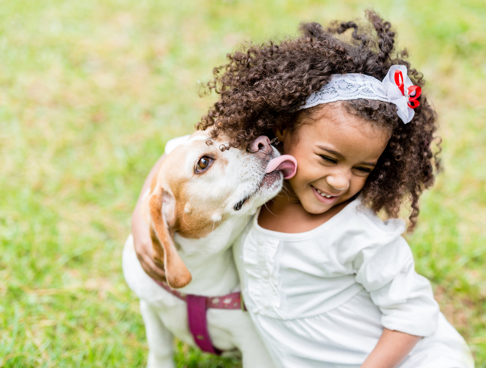 Children exposed to dogs early in life may have reduced risk of eczema and asthma development.