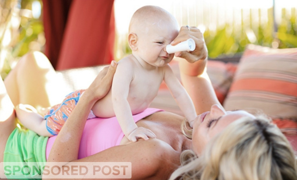 Earth Mama Organics is giving away Sunscreen to lucky Mothering readers