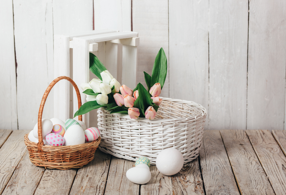 This year choose a more mindful, eco-friendly Easter basket.