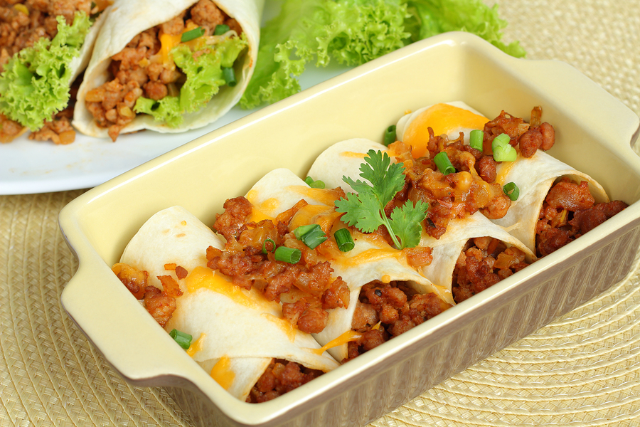 Easy-Peasy Burrito Recipe
