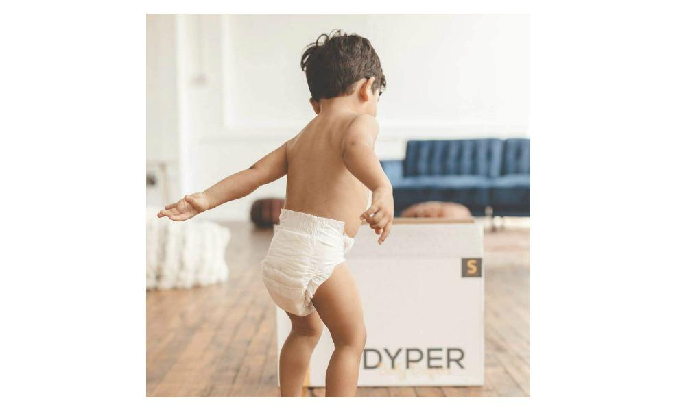 Dyper are Eco-friendly diapers that you can feel good about buying