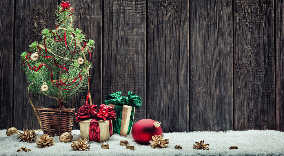 Going green this holiday season is easier than you think, and teaches kids to be eco-friendly for special occasions.