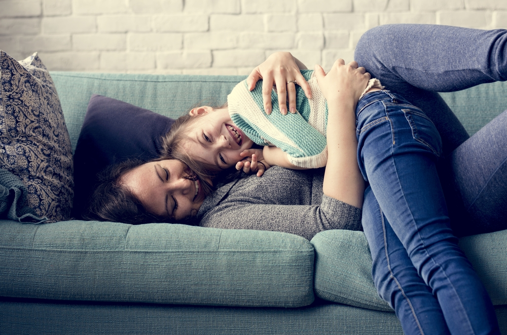 Being empathic in the moment makes our parenting easier and better.