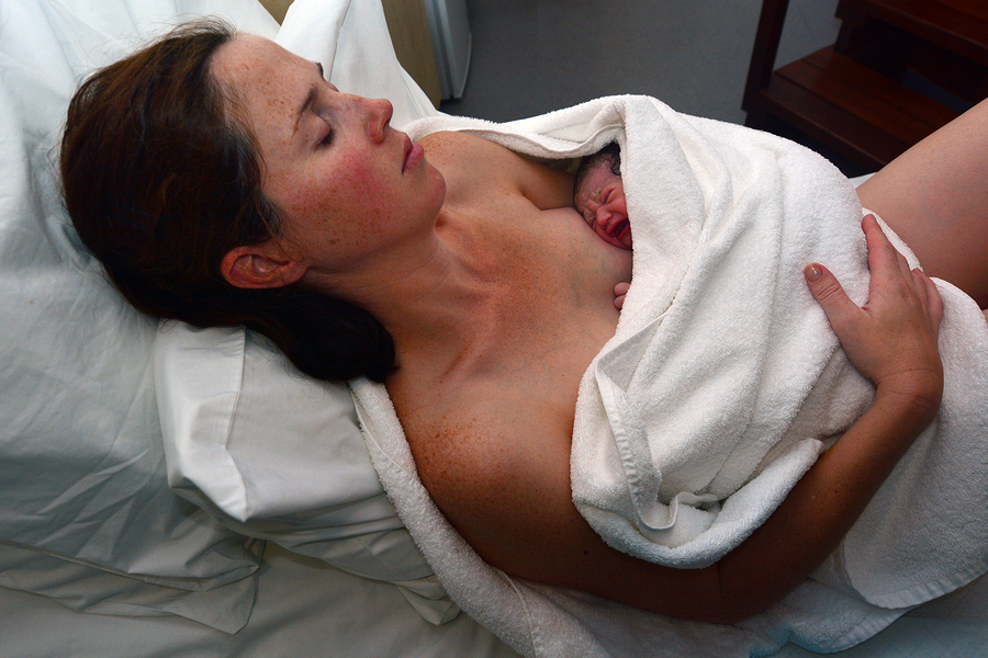 Childbirth at its optimum is a profound initiation, a rite of passage, a sacred doorway into a new level of experience.