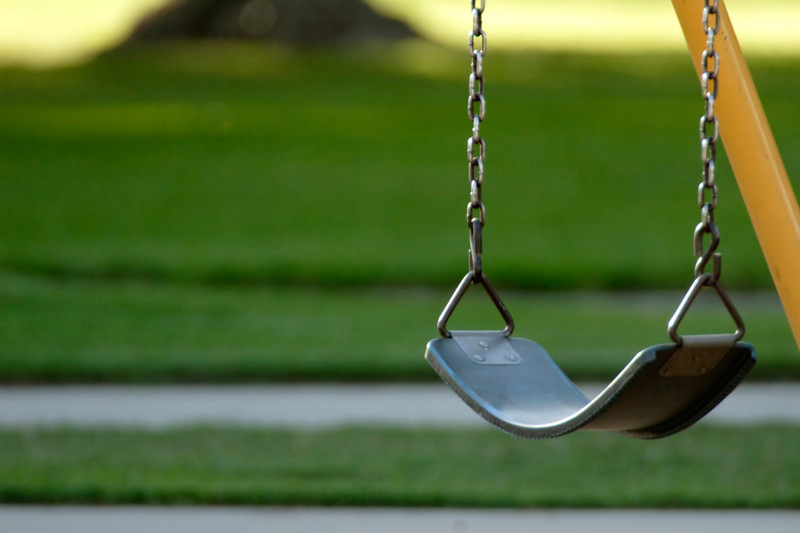 The Swing Set I Had Already Chosen