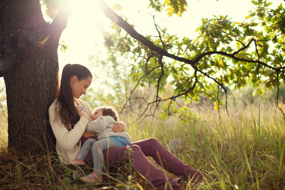 How does breastfeeding benefit Mother Earth?