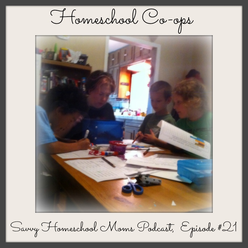 Ep 21 of Savvy Homeschool Moms Podcast