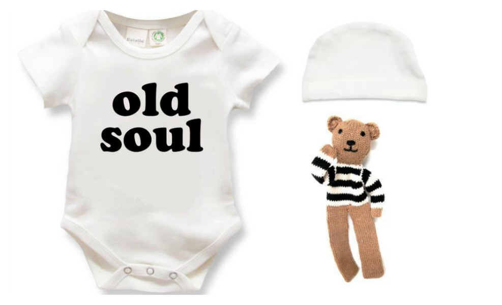 This old soul baby gift is perfect for those little old souls.