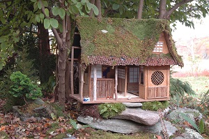 Fairy Houses and Fairy Gardens: Earth-Friendly Architecture!