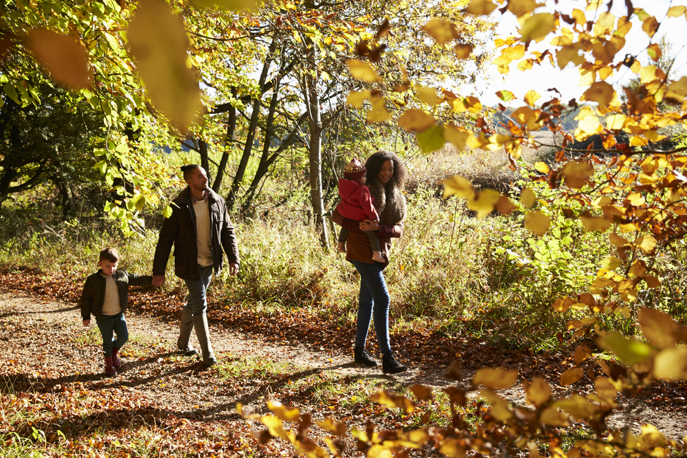 Fall family activities create memories and offer opportunities to create traditions.