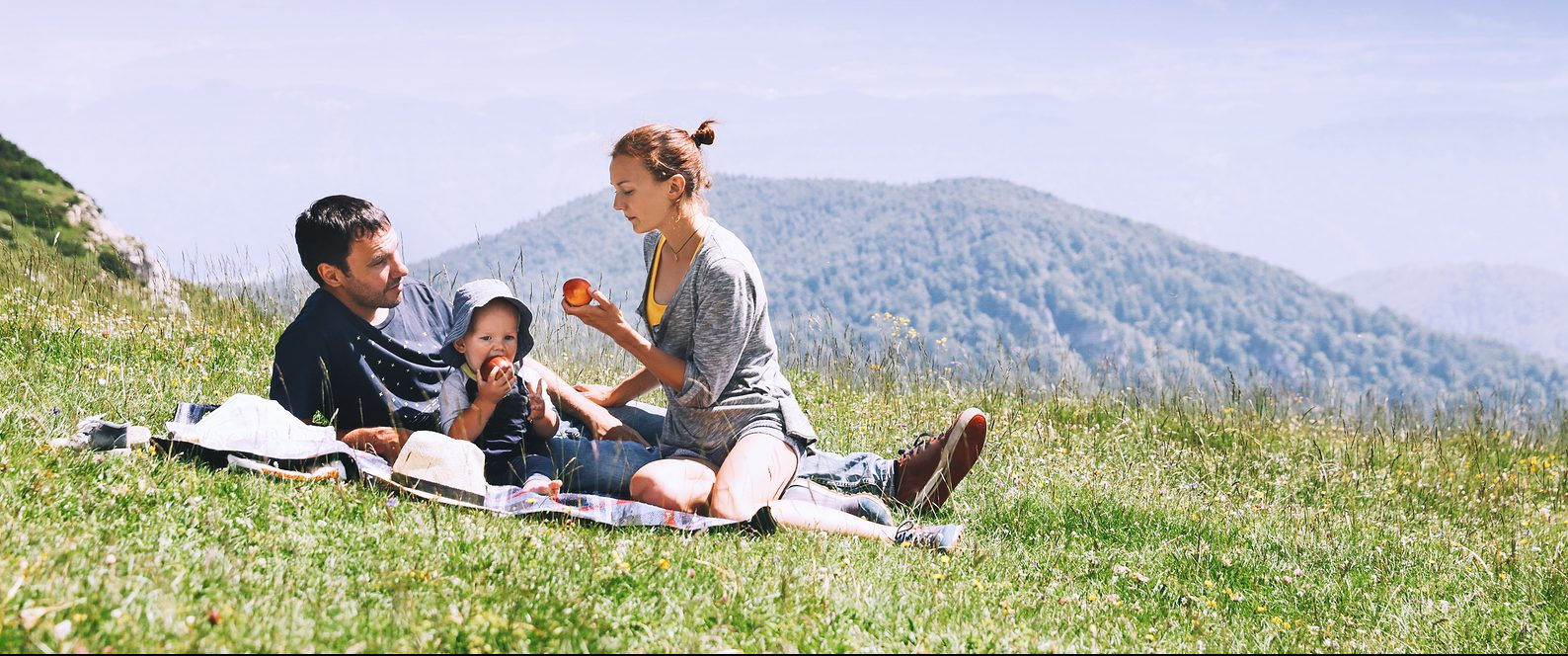 We're sharing some of the world's best picnic spots for families, and they are spectacular!
