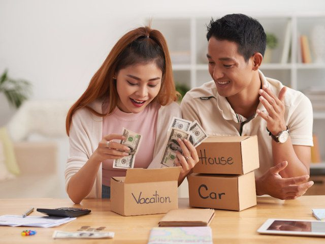 Following a budget is the first step in making your finances more stable.