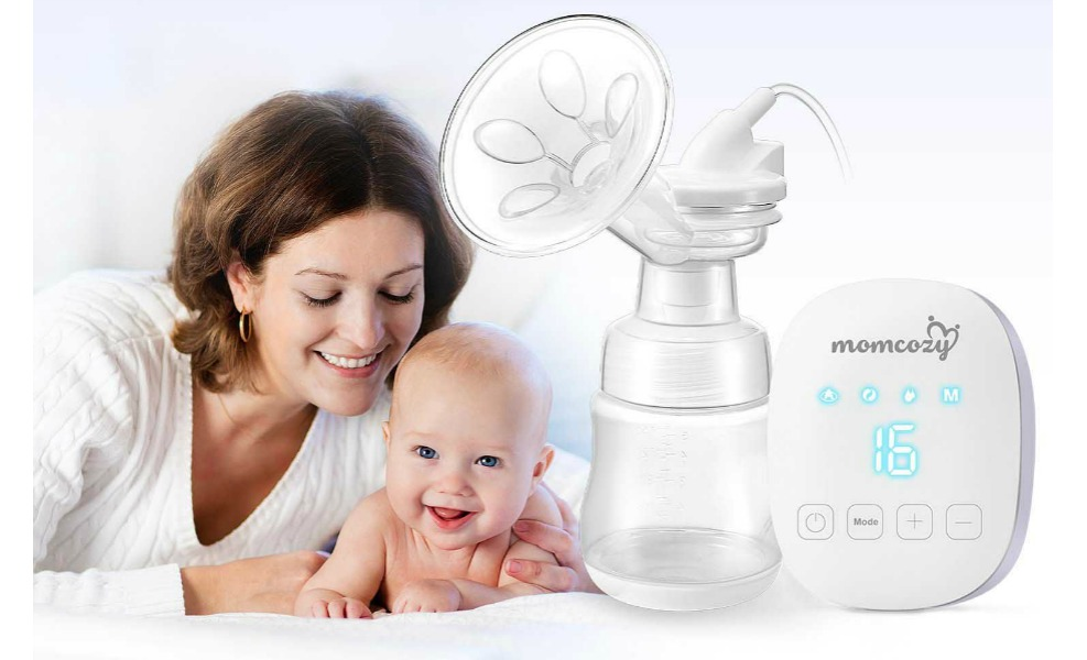 Momcozy is committed to making life easier for new moms