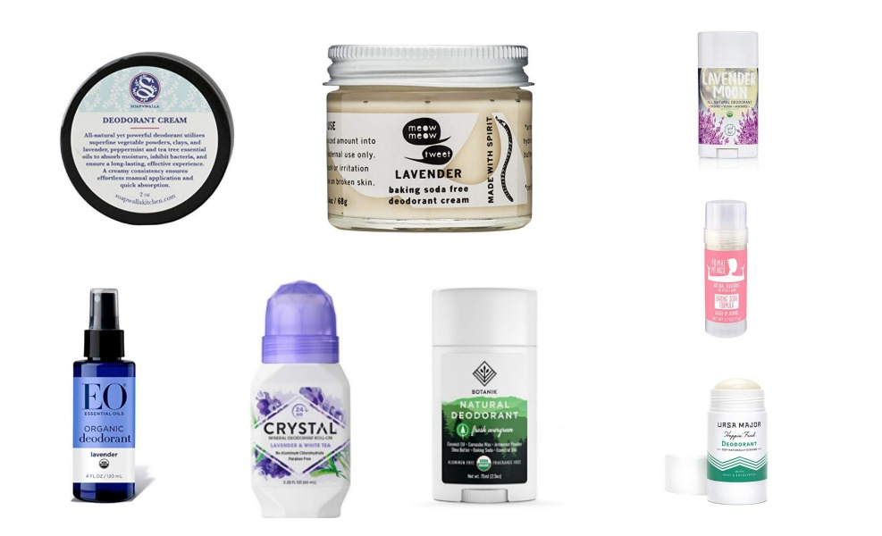 These are the top 10 natural deodorants that really work.