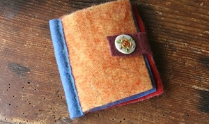 Felt Needle Book TUTORIAL from Living Crafts Magazine