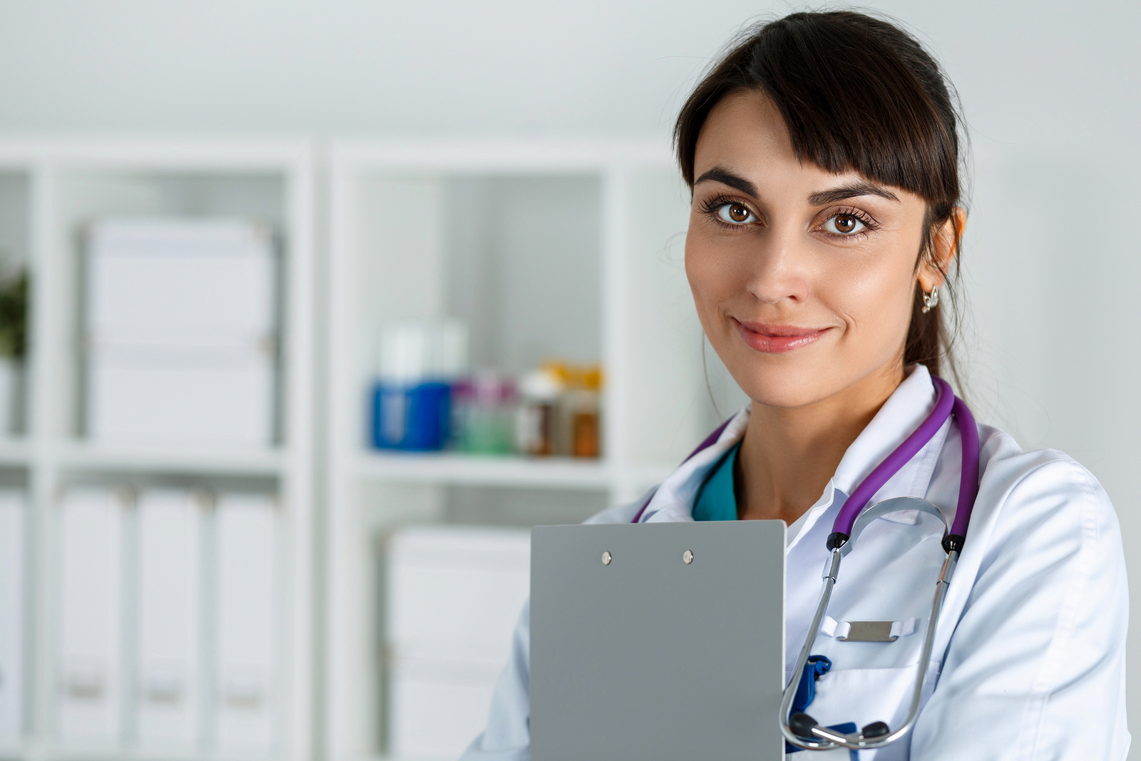 A new study proves that it's not easy being a physician and a mom.