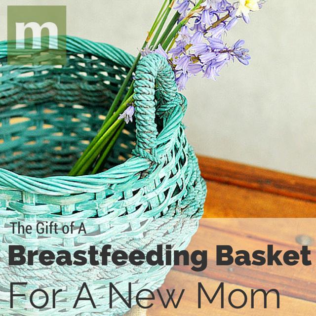 the breastfeeding basket