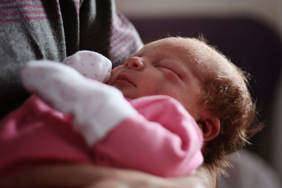 Study: Mama's Financial Strain May Lead to Low Birth Weight