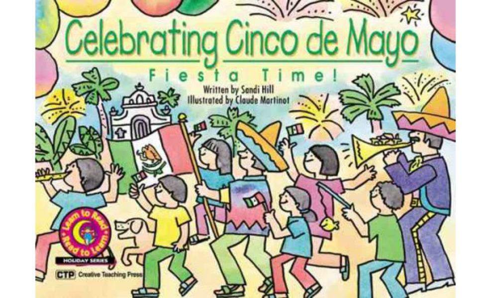 Fiesta Time teaches about celebrating Cinco de Mayo