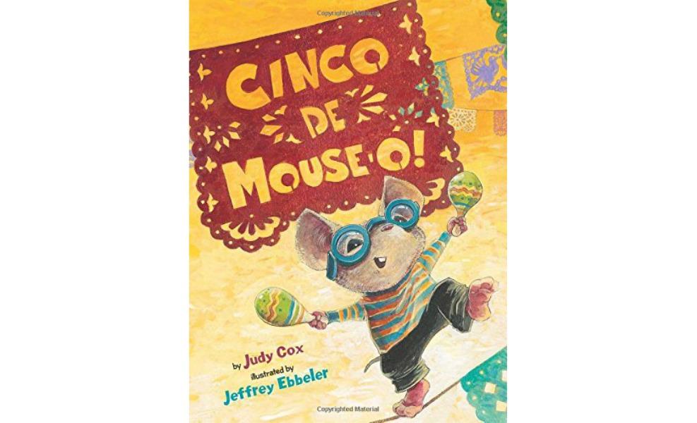 Cinco de Mouseo tells the adorable tale of a mouse celebrating Cinco de Mayo