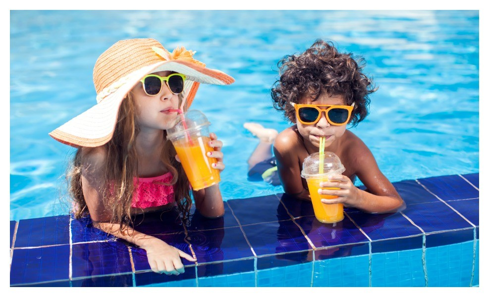 Here are five fun summer drinks for your kids