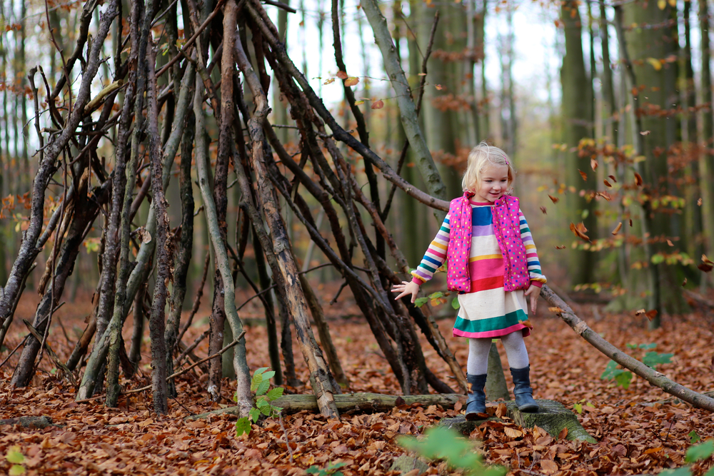 Germany, the original home of kindergarten, boasts more than 1,500 forest kindergartens.
