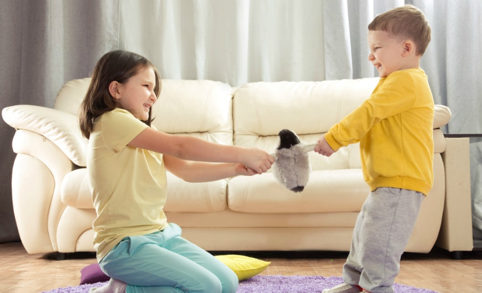 Gently parenting children to resolve conflict can be done these ways