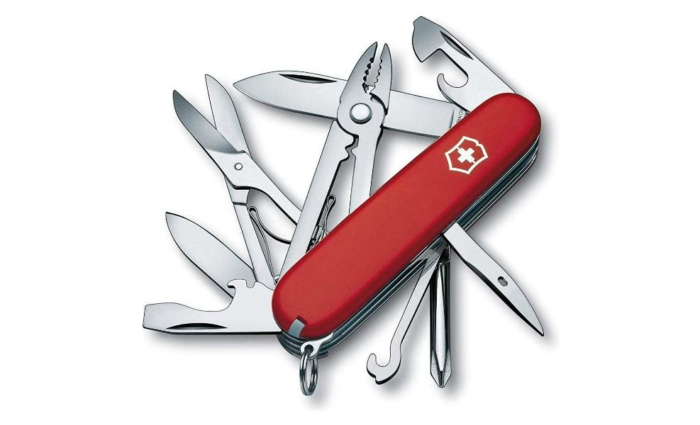 Every dad needs a Swiss Army Knife