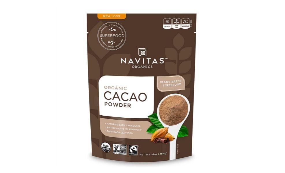 Navitas cacao powder is fair trade