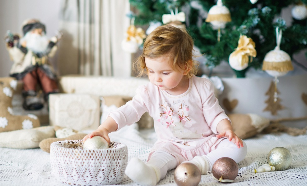 10 Things Toddlers Really Need At Christmas