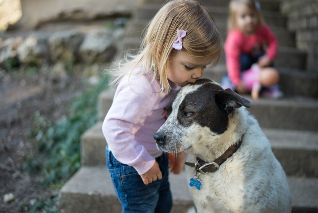 Kids have more satisfying relationships with their animals than with their siblings.