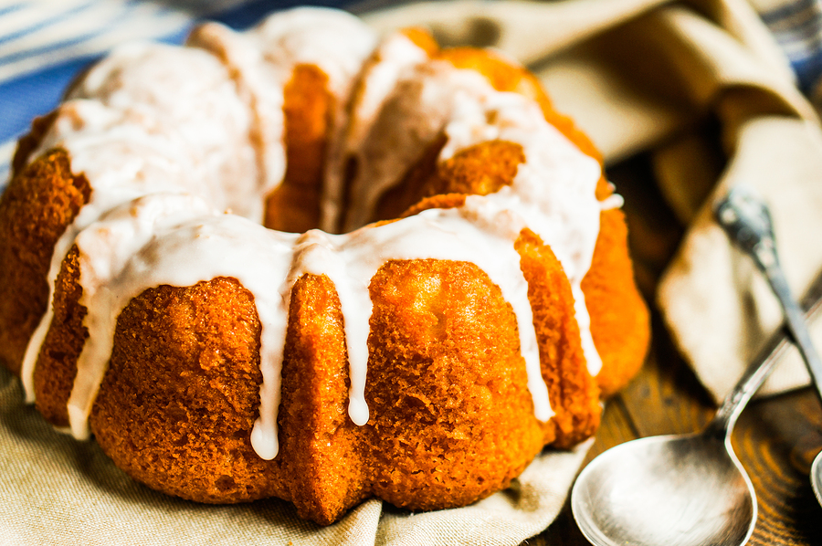 This gluten-free bundt cake is so delicious, no one will guess it has no wheat in it.