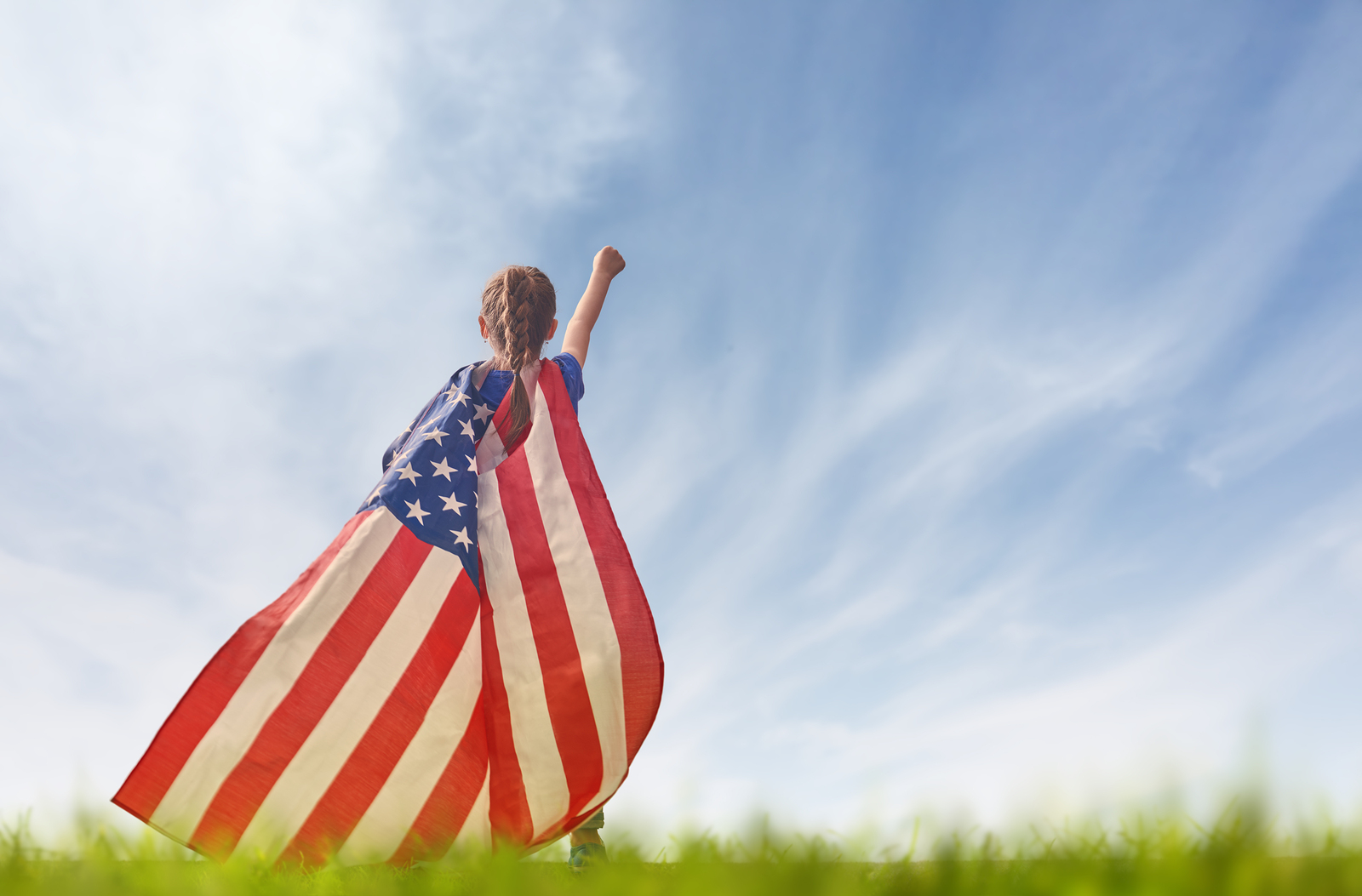 I want my children to be responsible American citizens, but what does that mean and how can it be taught?