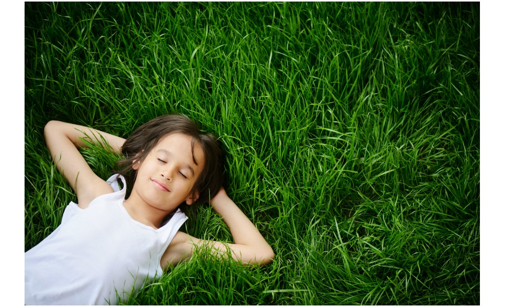 Growing up in green space is good for brains