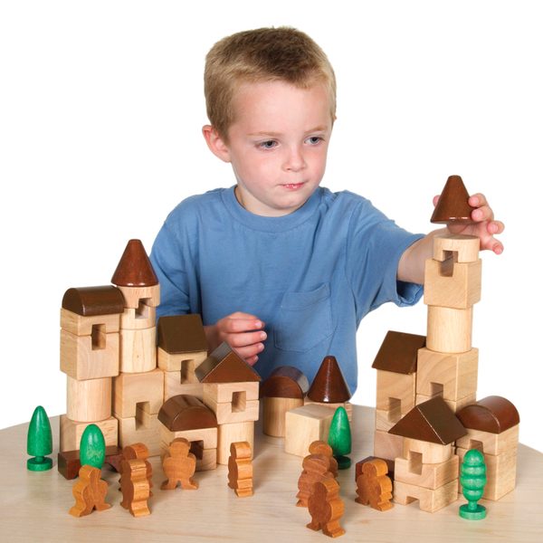 Image of: Guidecraft City Blocks