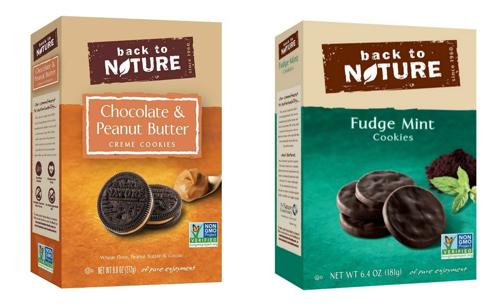 Back To Nature cookies are better for you