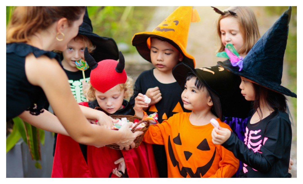 We've found the best Halloween Swaps for kids and families!