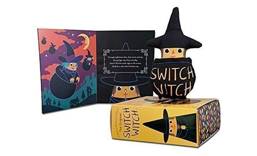 The Switch Witch is a great way to do Halloween swaps